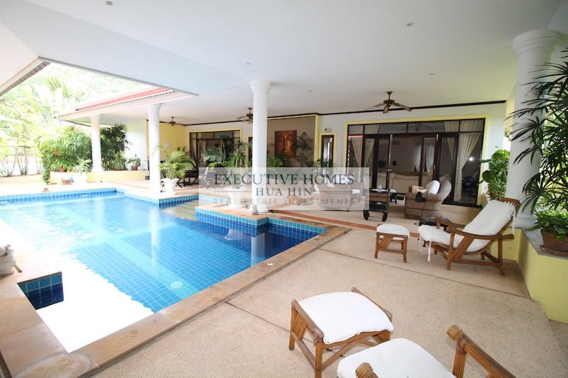 Golf Course Homes For Rent & Sale In Hua Hin Thailand_1