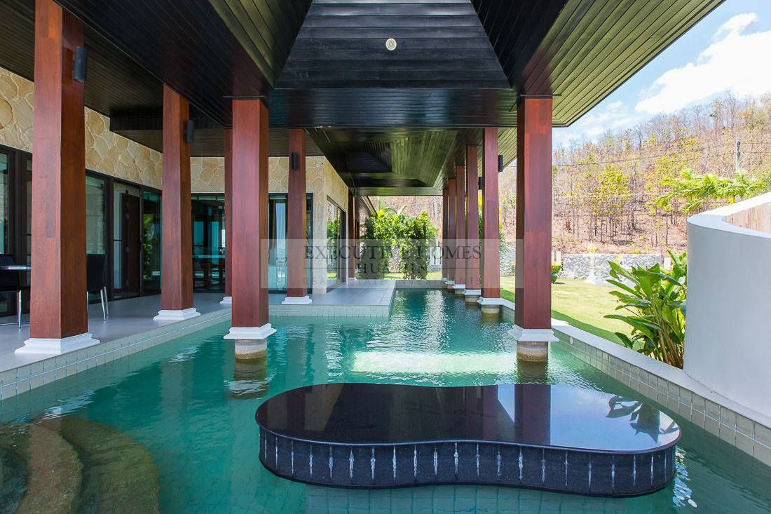 Golf Course Homes For Sale In Hua Hin & Cha-Am | Hua Hin Real Estate Listings For Sale | Hua Hin Real Estate Agencies Specializing In Golf Course Luxury Homes For Sale