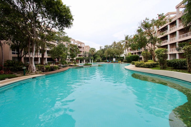 Hua Hin Condo for Sale Swimming Pool