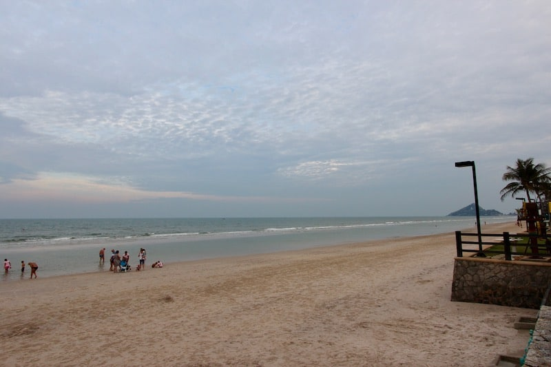 Central Hua Hin Condo for Sale Beach Front
