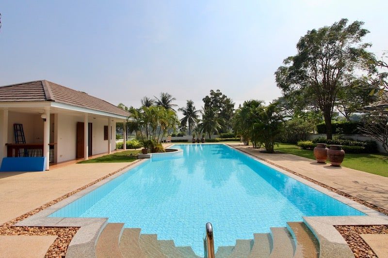 Palm Hills Luxury Homes for Sale Hua Hin