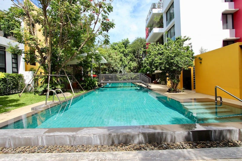 Kao Takieb Condo for Rent Near Hua Hin Beach