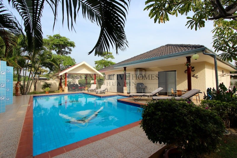 Khao Kalok Pool Villa For Rent | Hua Hin Vacation Rental Listings | Vacation Rental Properties In Pranburi | Vacation Rental Property Khao Kalok
