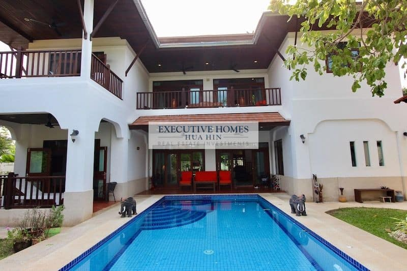 Large Homes For Rent Hua Hin | Hua Hin Estate Sales & Rentals | Hua Hin Real Estate Listings For Sale & Rent | Hua Hin Property Agents Selling & Renting Real Estate