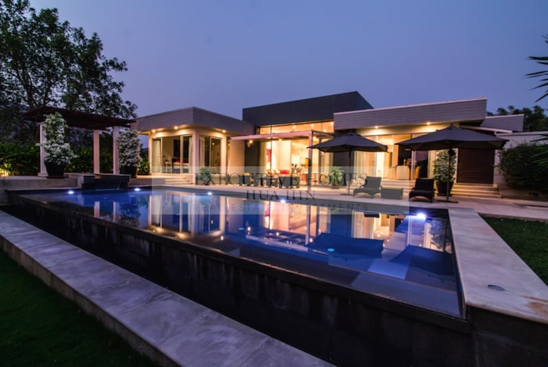 Modern Home For Rent In Hua Hin Near Golf Course | Hua Hin Property Rental Agencies | Hua Hin Vacation Rentals & Real Estate Sales | Hua Hin Real Estate Listings For Sale & Rent