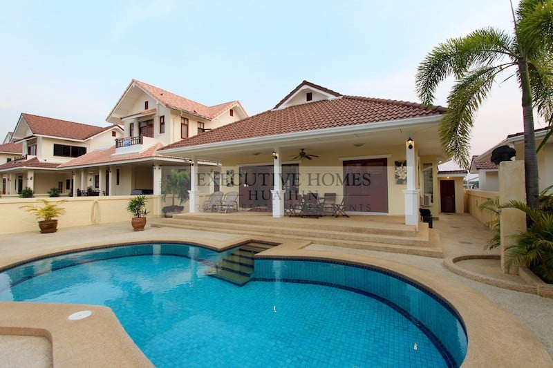 Nice House For Sale Near Beach In Pranburi | Pranburi Homes For Sale Near Beach | Pranburi Real Estate Listings For Sale & Rent