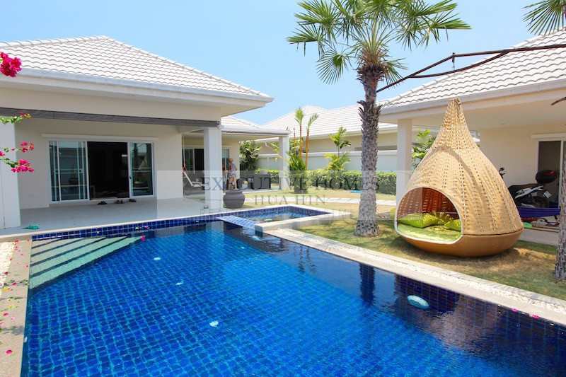 Nice Hua Hin Homes For Rent | Hua Hin Vacation Homes For Rent & Sale | Hua Hin Vacation Rentals With Private Pools | Hua Hin Pool Villas For Rent