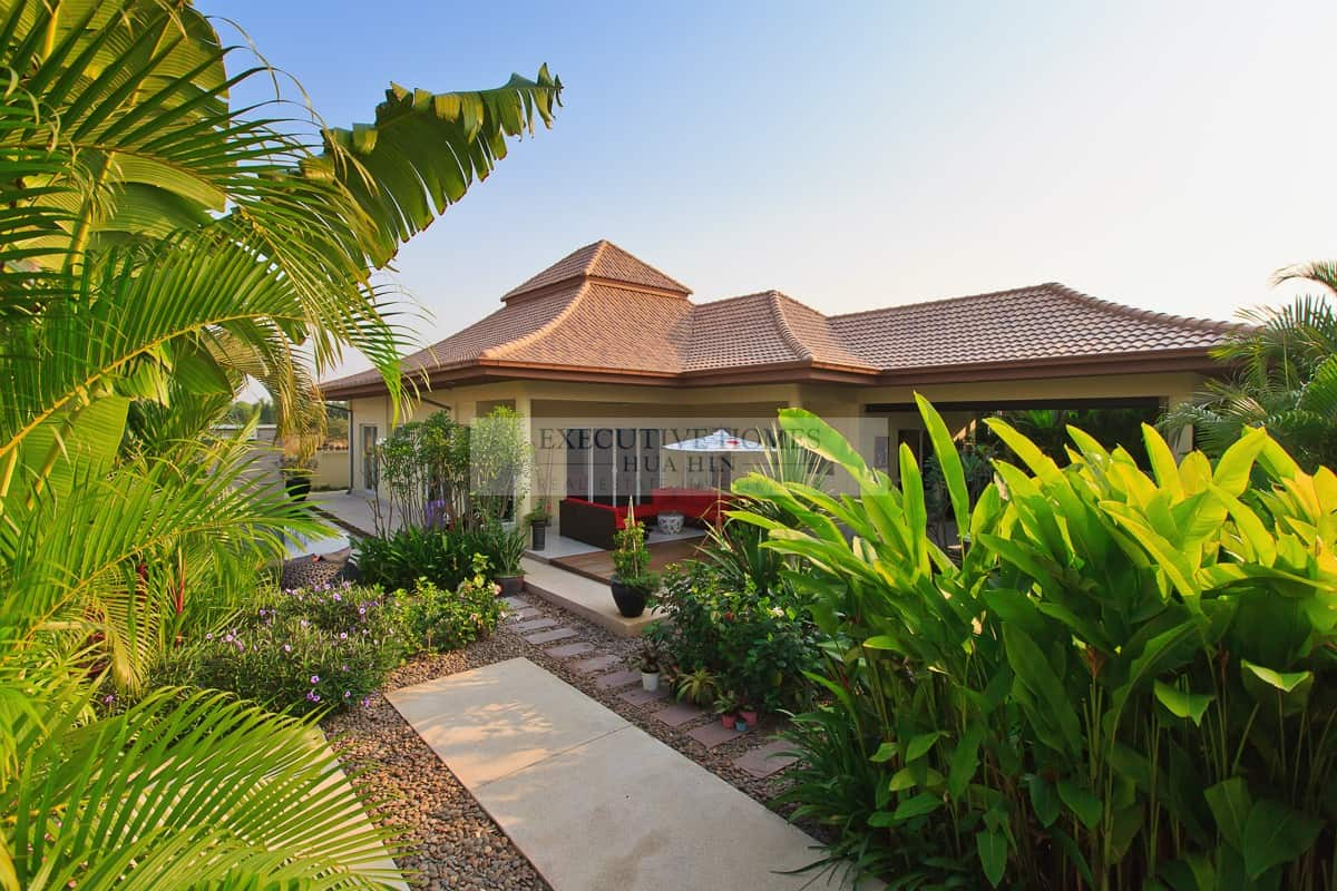 Orchid Palm Homes House For Sale In Hua Hin | Hua Hin Real Estate Property Listings For Sale & Rent | Houses For Sale Hua Hin