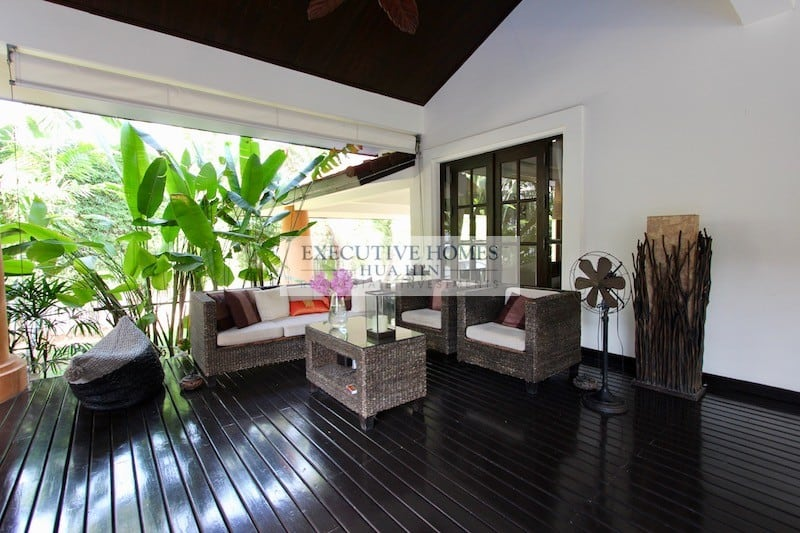 Hua Hin Pool Villa for Rent Near Beach