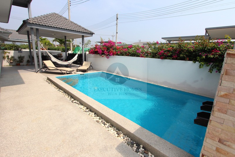 Central Hua Hin Pool Villa For Rent | International Vacation Rentals In Hua Hin Thailand | Hua Hin Vacation Rental Agencies | Pool Villas For Rent In Hua Hin Thailand | Hua Hin Vacation Rentals