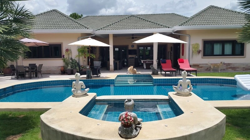 Hua Hin Pool Villa For Sale | Hua Hin Real Estate for Sale