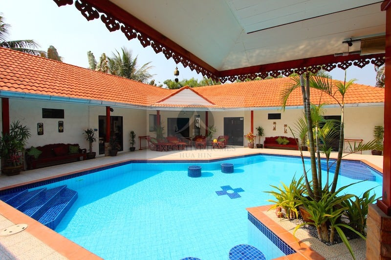 Hua Hin Guest Houses For Sale | Pranburi Guest House & Hotel For Sale | Business Resorts For Sale In Hua Hin & Pranburi | Hua Hin Hotels For Sale | Hua Hin Guest Houses For Sale