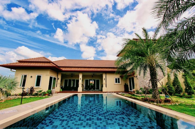 Luxury Pool Villas For Sale Built To Western Standards In Hua Hin & Pranburi