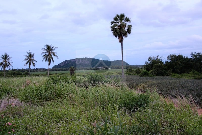 Pranburi Land For Sale | Land For Sale In Hua Hin With Views | Land For Sale Near Hua Hin Pranburi Beaches | Hua Hin Real Estate Agents | Hua Hin Land For Sale