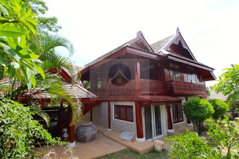 Beautiful Teak Homes For Sale In Hua Hin | Hua Hin Homes For Sale | Hua Hin Teak Houses For Sale | Hua Hin Real Estate | Real Estate Hua Hin | Property Agents Hua Hin | Hua Hin Real Estate Agents