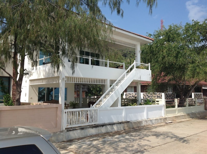 Beachfront Home for Sale Sam Roi Yod | Beach front house for sale Sam Roi Yod