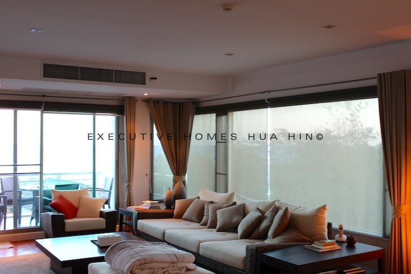 Central Hua Hin 3 Bedroom Condo For Rent on Beach | Hua Hin Vacation Properties For Rent | Hua Hin Beach Condos For Rent | Hua Hin Thailand Vacation Homes For Rent | Luxury Condos For Rent In Hua Hin Thailand | Hua Hin Thailand Rental Agencies & Agents