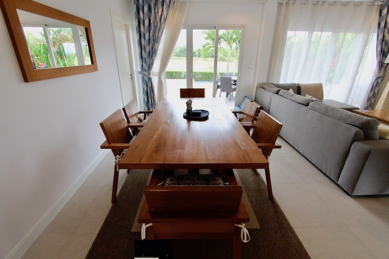 Black Mountain House for Rent   Hua Hin Property for Rent   Hua Hin Home for Rent Black Mountain golf course