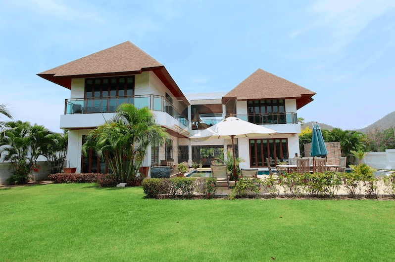 Palm Hills Luxury Villas For Sale In Hua Hin Thailand | Long-term Luxury Home Rentals In Hua Hin Thailand | Golf Course Homes For Rent In Thailand | Hua Hin Real Estate Rental Agency | 4 Bedroom Homes For Rent In Hua Hin Thailand | Hua Hin Real Estate