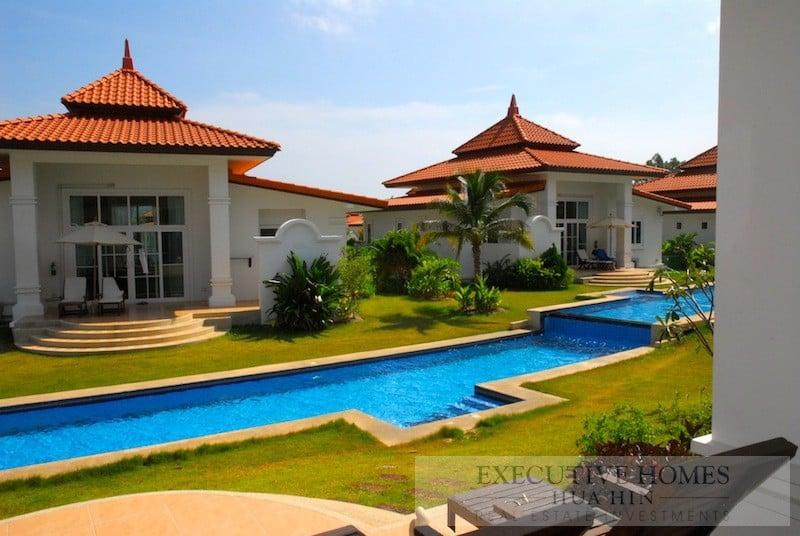 HUA HIN HOME FOR SALE BANYAN RESORT | banyan resort villa for sale hua hin | hua hin real estate