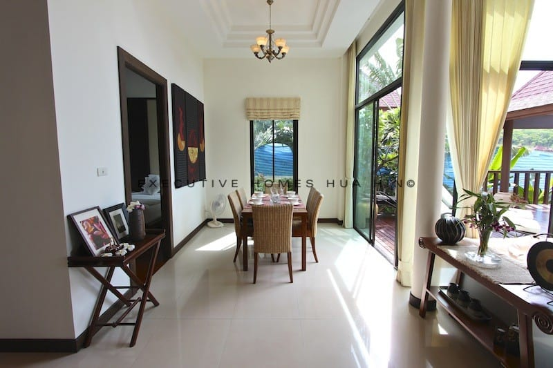 HUA HIN PANORAMA POOL VILLA RENTAL | Panorama Pool Villas For Rent Kao Tao | Kao Tao Home Rental