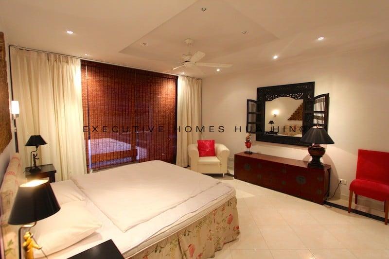 Hua Hin Town Center 4 bed pool villa rental | Central Hua Hin Homes For Rent | Rent Hua Hin Homes Close To Beach | Hua Hin Vacation Rental Agency | Hua Hin Real Estate