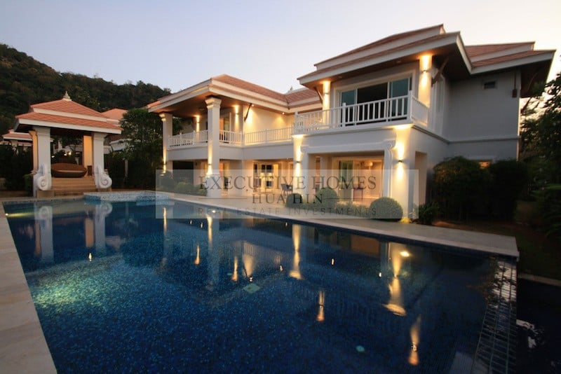 LARGE 5 BED POOL VILLA RENTAL HUA HIN | hua hin vacation rental homes | rental villas in hua hin | large rental villas hua hin | private beach rental hua hin | hua hin rental agency | hua hin rental properties | hua hin real estate