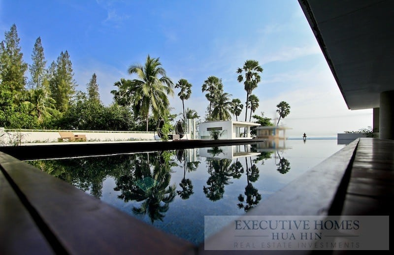 LUXURY 2 BED BEACHFRONT CONDOS FOR SALE | ultra modern condos for sale thailand | Thai Real Estate Agent | luxury Thai condos for sale | seaview condos for sale hua hin | Hua Hin Real Estate