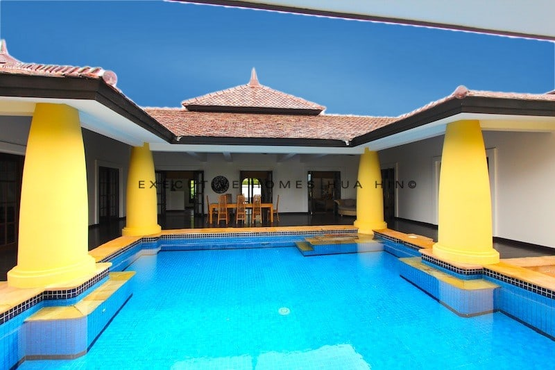 RENT HUA HIN BALI STYLE HOMES NEAR TOWN CENTER | Hua Hin vacation rental homes | hua hin town center rentals | hua hin pool villa rentals