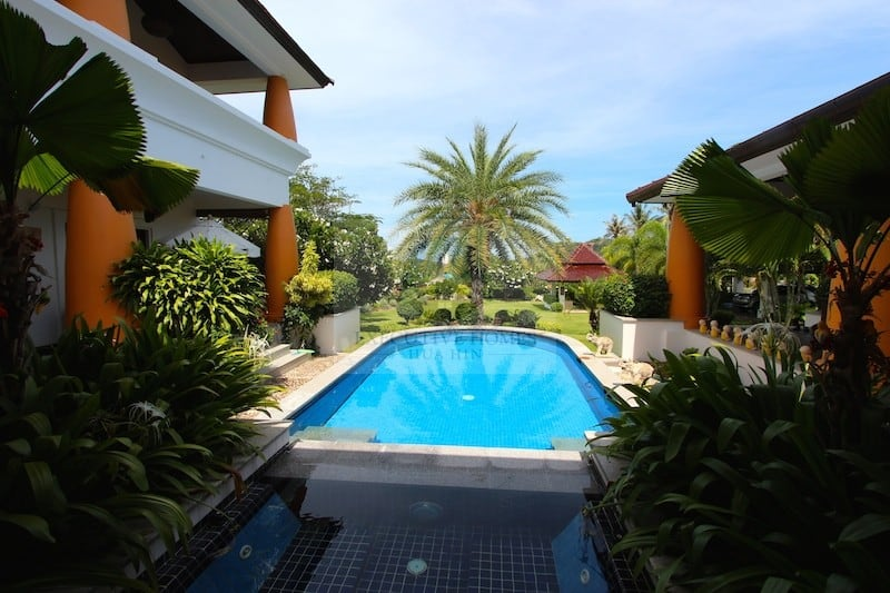 Selling Luxury Villa Hua Hin Town Center | bali style luxury villa sale | selling bali homes hua hin | HUA HIN REAL ESTATE |
