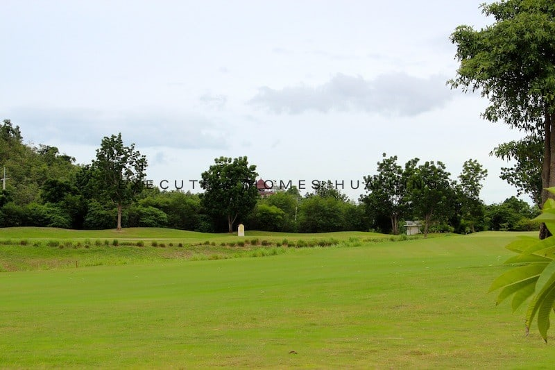 Selling Springfield Golf Course Land | Golf Course Land Hua Hin For Sale | Hua Hin Land For Sale | Hua Hin Real Estate