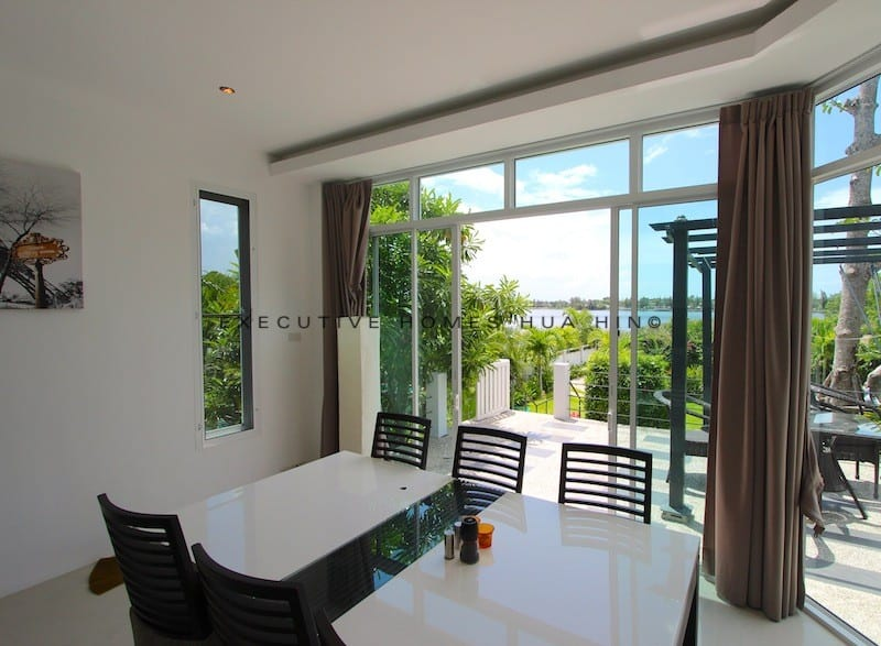 rent hua hin lakehouse with views | rent house with views in Hua Hin | rental homes with views in Thailand