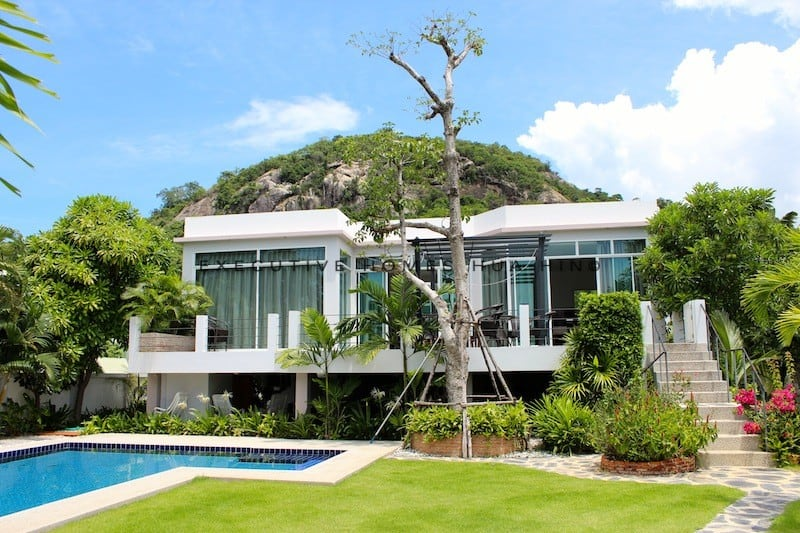 rent hua hin lake house with views | rent house with views in Hua Hin | rental homes with views in Thailand