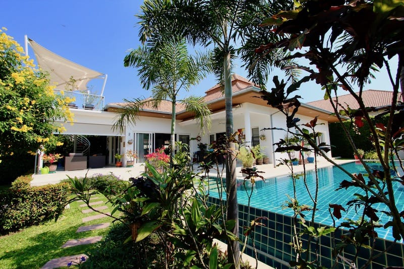 Hua Hin Rental Home | 3 BED VILLA RENTAL HUA HIN | HUA HIN FAMILY HOME RENTALS