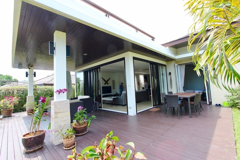 3 bed sea view hua hin villa for sale | Hua Hin Real Estate Agents | Modern Homes For Sale In Hua Hin | Hua Hin Property Agents