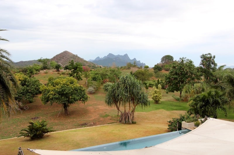 Kao Kalok Seaview Home For Sale In Pranburi / Hua Hin