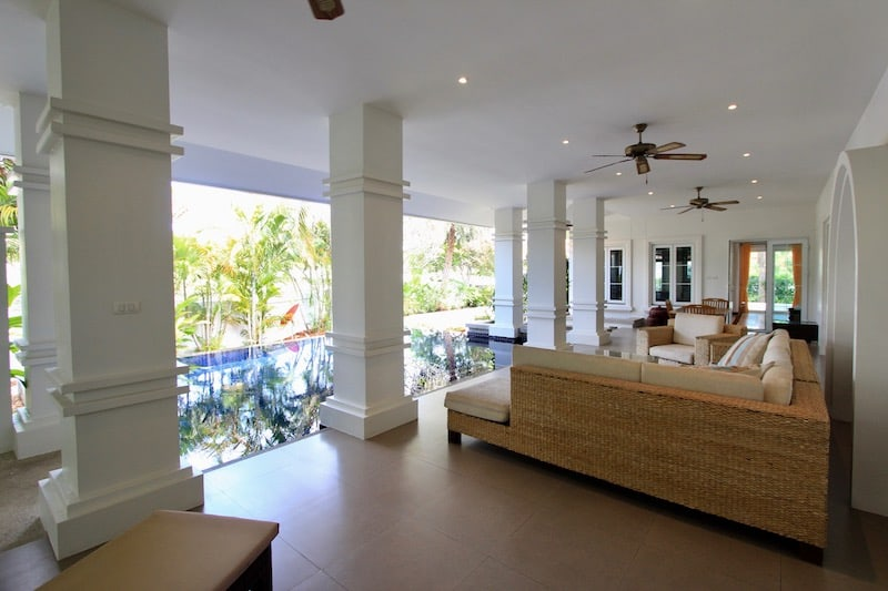 2 Bedroom Banyan Pool Villa For Rent | Banyan Pool Villa for Rent Hua Hin | Hua Hin Banyan resort | Hua Hin pool villa for rent