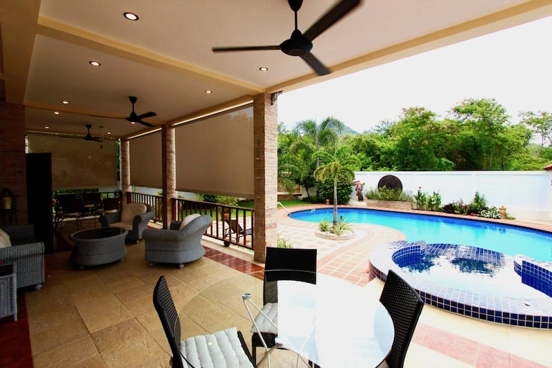 4 bed villa for sale in central hua hin | Central Hua Hin Luxury Villa For Sale | Hua Hin Real Estate For Sale | Hua Hin Real Estate