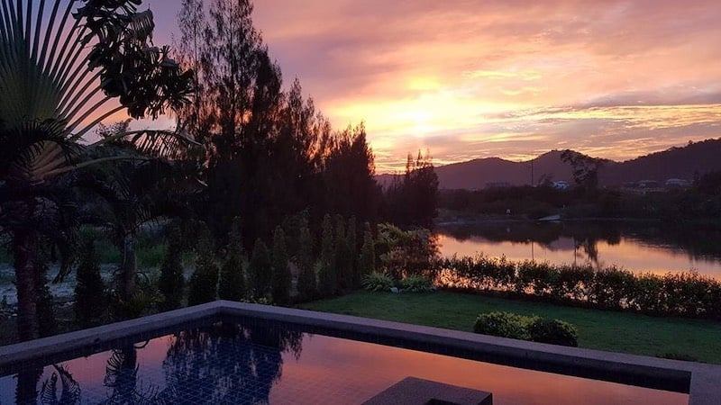 Lake view home Hua Hin | LAKE VIEWS POOL VILLA FOR RENT BLACK MOUNTAIN | Hua Hin rental property | Hua Hin home for rent