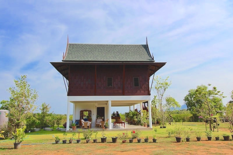 thai house for sale | Teak Thai House Khao Kalok | Hua Hin Real Estate For Sale | Luxury Homes For Sale In Hua Hin | Hua Hin Real Estate Sales