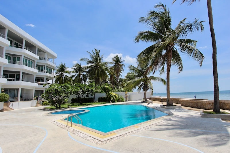 HUA HIN SEA VIEW CONDO FOR SALE | Hua Hin Real Estate | Hua Hin Beach Condo Sale | Sea View Condo Hua Hin