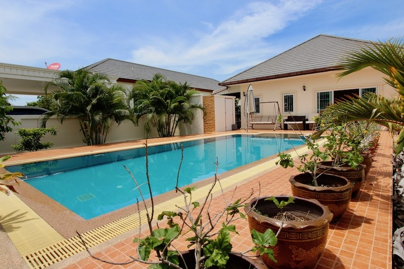Hua Hin 3 Bed House For Rent