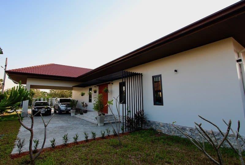Hua Hin Villas For Rent Near Beach