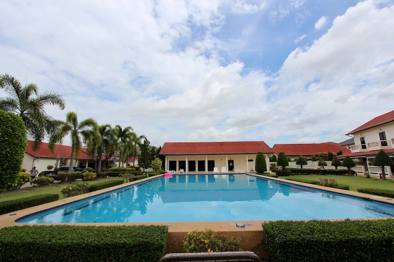 HUA HIN RESORT HOMES FOR SALE