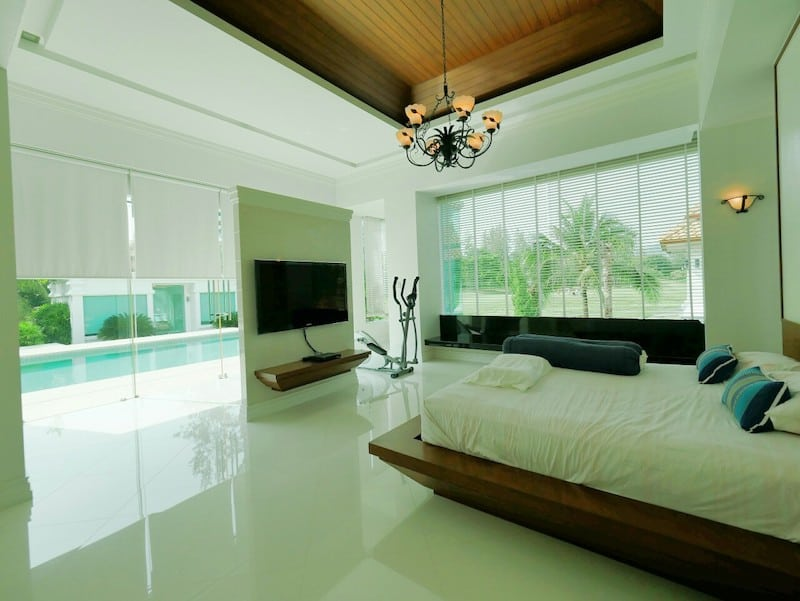 Springfield golf course home for sale | Cha Am golf course home | Hua Hin real estate for sale