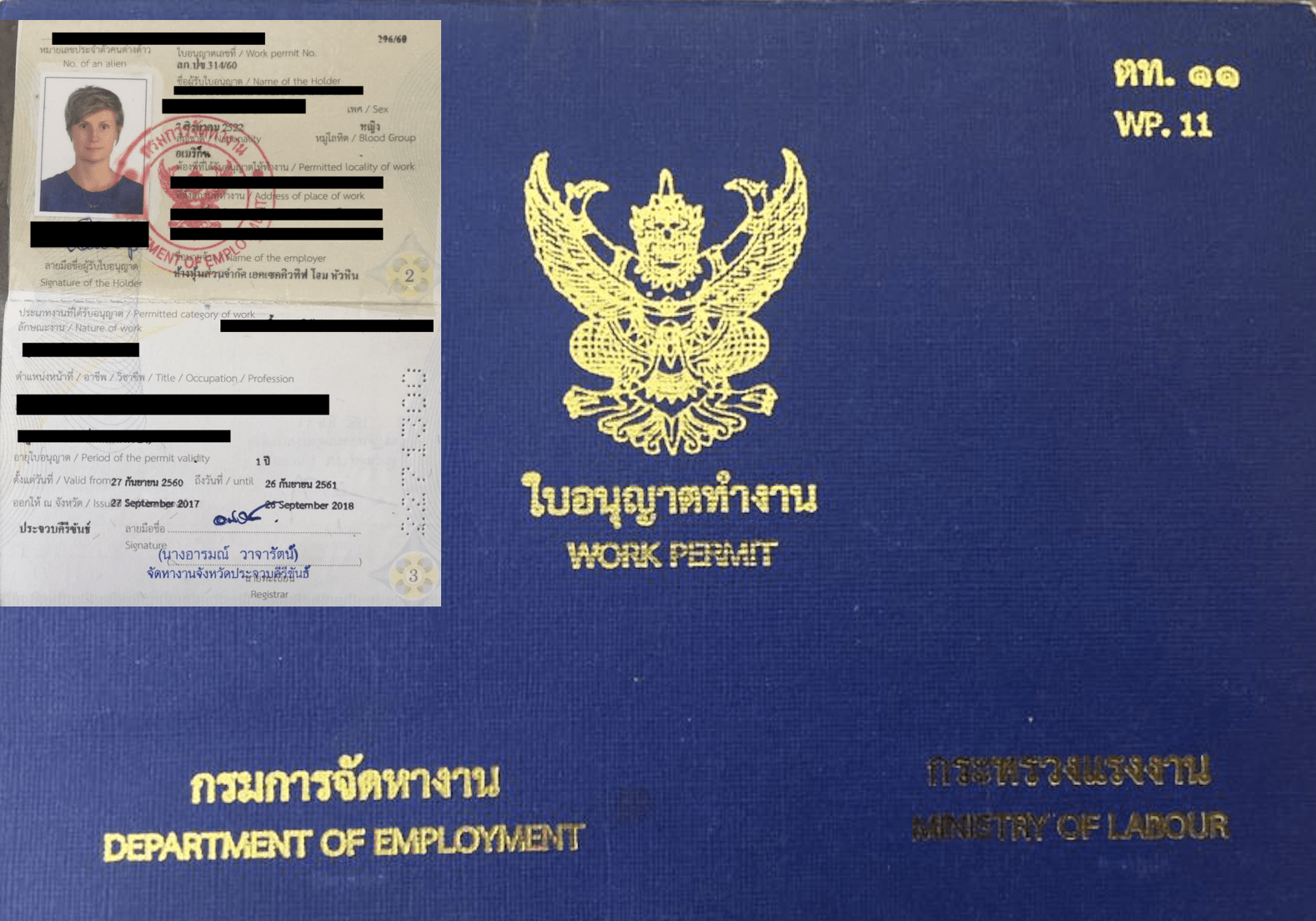 Can I Work In Thailand | Thai Work Permits For Foreigners living in Thailand