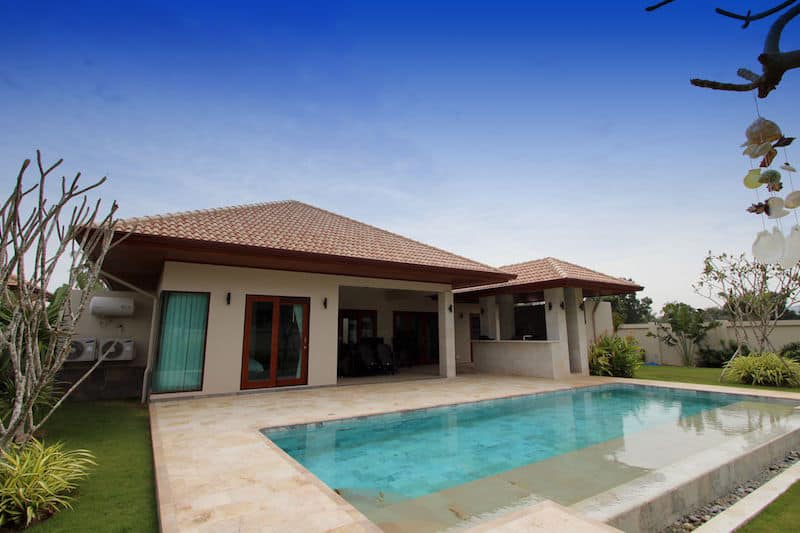 Hana Village 3 Bed House For Sale | Pranburi Thailand