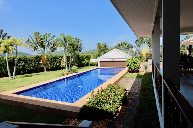 SPECTACULAR SAM ROI YOD PROPERTY FOR SALE | 3 BED VILLA WITH MT VIEWS