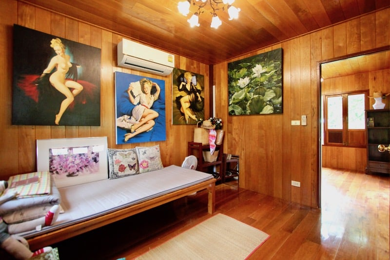 Teak Thai House For Sale | Hua Hin Dolphin Bay Real Estate