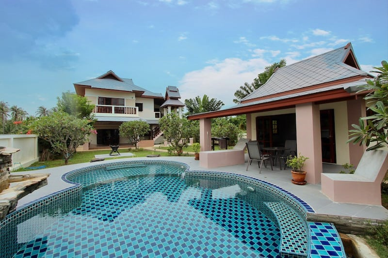 Direct Beachfront 5 Bed Villa For Sale | Spectacular Sea View | Kui Buri Homes For Sale